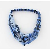 """Stirnband """"Tam"""" blau"""