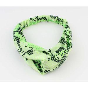 """Headband """"Tam"""" green"""