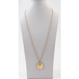 "Necklace ""Farta"" beige"