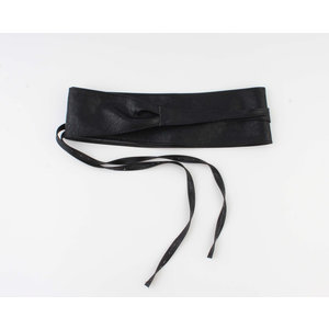 "Belt ""Ikom"" black"