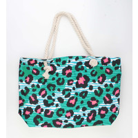 "Shopper ""Rundu"" groen"