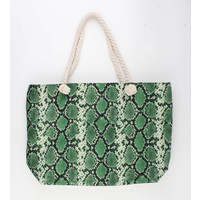 "Shopper ""Xaxa"" green"