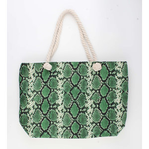 "Shopper ""Xaxa"" groen"