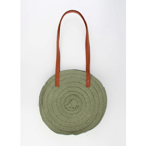 "Shopper ""Sioma"" groen"