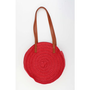 "Shopper ""Sioma"" red"