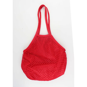 "Shopper ""Cuchi"" red"