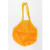 "Shopper ""Cuchi"" ocher yellow"