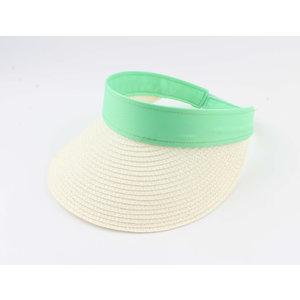 """Sun visor """"Osire"""" beige / green"""