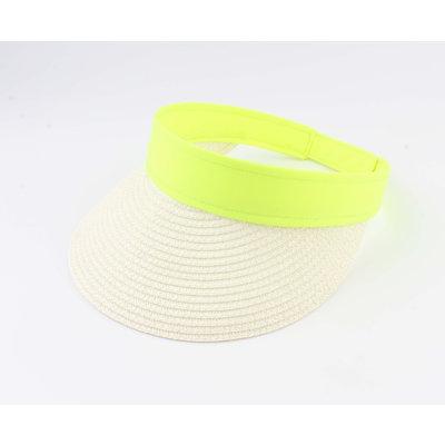 "Sun visor ""Osire"" beige / yellow"