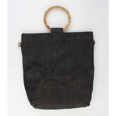 """Shoulder bag """"Ogoja"""" black"""