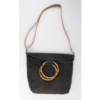"Shoulder bag ""Ogoja"" black"