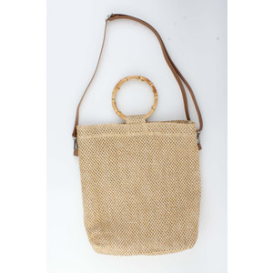 "Shoulder bag ""Ogoja"" beige"