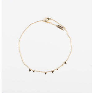 "Anklets ""Haxan"" gold"