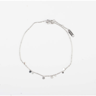 "Anklets ""Xamur"" silver"