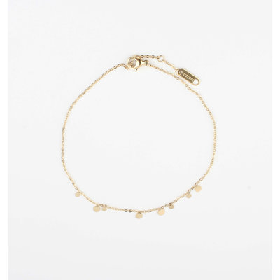 "Anklets ""Xamur"" gold"
