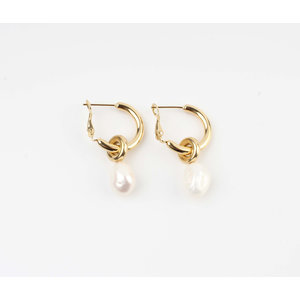 """Earring """"Caba"""" gold"""