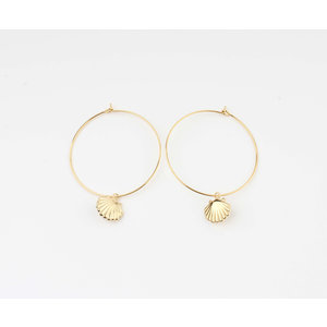 "Earring ""Galo"" gold"