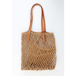 """Handtasche """"Jowlo"""" braun"""