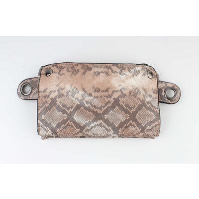 """Crossbody / Waist bag """"Godina"""" pink"""