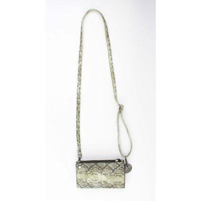 "Crossbody / Waist bag ""Godina"" green"