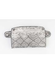 "Crossbody / Waist bag ""Godina"" grey"