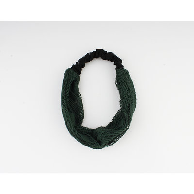 """Stirnband """"Mahas"""" grün"""