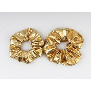 "Scrunchie ""Jilib"" gold"