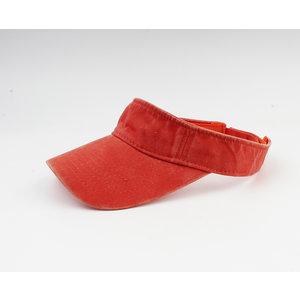 """Sun visor """"Liboi"""" red"""