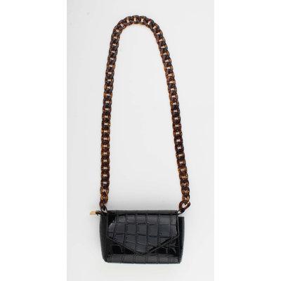 "Crossbody / Waist bag ""Yoontoy"" black"