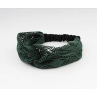 "Haarband ""Mahas"" groen"