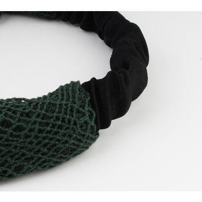 """Hair band """"Mahas"""" green"""