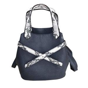 "Handbag ""Queta"" navy"