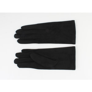 "Gloves ""Cayenne"" black"
