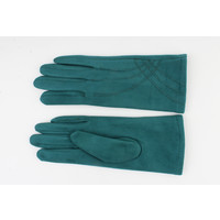 "Gloves ""Cayenne"" green"