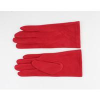 "Handschoen ""Cayenne"" rood"