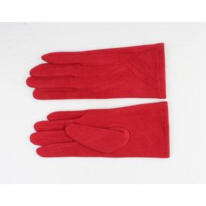 """Gloves """"Cayenne"""" red"""