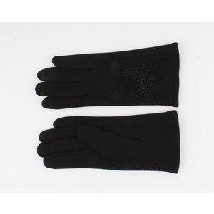 """Gloves """"Crystal"""" black"""