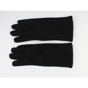 """Gloves """"Caja"""" black"""