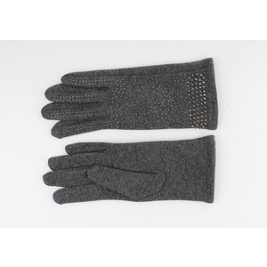 "Handschuhen ""Caja"" grau"
