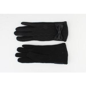 """Handschoen """"Clove"""" zwart"""