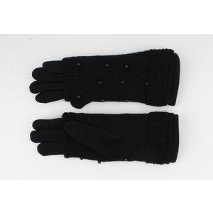 """Gloves """"Clover"""" black"""