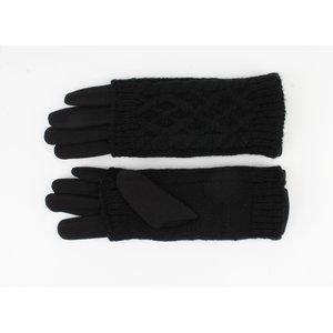 """Handschoen """"Ceres"""" zwart"""
