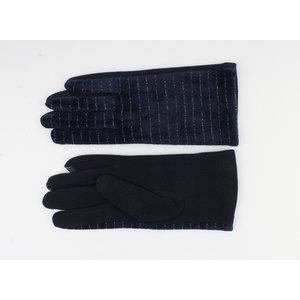 """Handschuhen """"Carnelian"""" blau"""