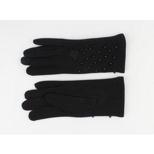 """Handschoen """"Estancia"""" zwart"""