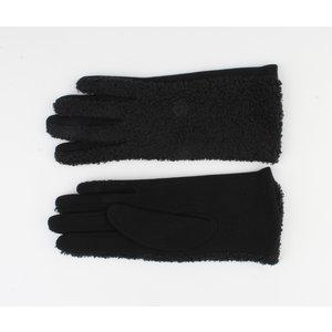 """Handschoen """"Beryl"""" zwart"""