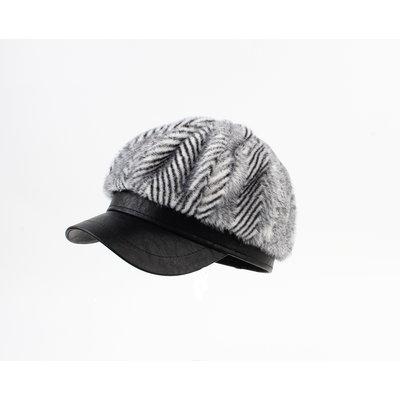 "Balloon cap ""Isla"" black"