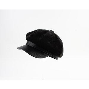 "Balloon cap ""Day"" black"
