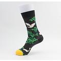 """Socks """"Fem"""" green"""