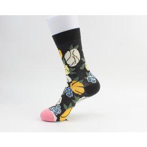 "Socks ""Fresia"" dark blue"