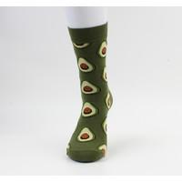 "Socks ""Violetas"" green"